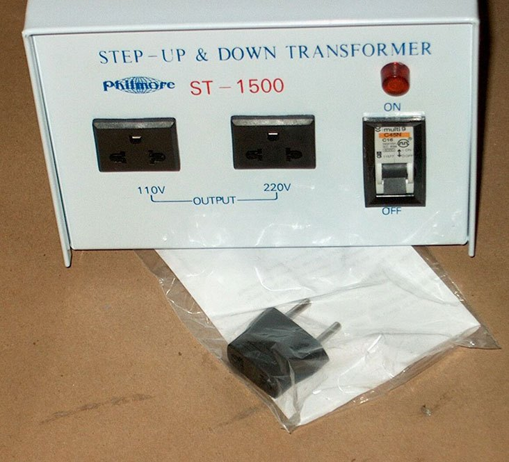 Power Transformer and Adapter