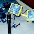 Lighting Equipment and Power Tools. Available for various power requirements