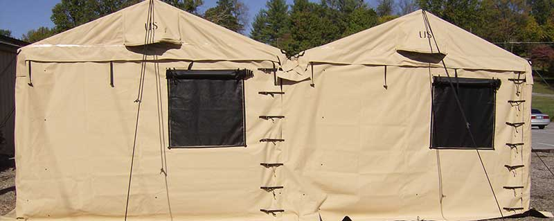 Modular Command Post & Outdoor Venture Corporation - Our Products :: Military Shelters ...