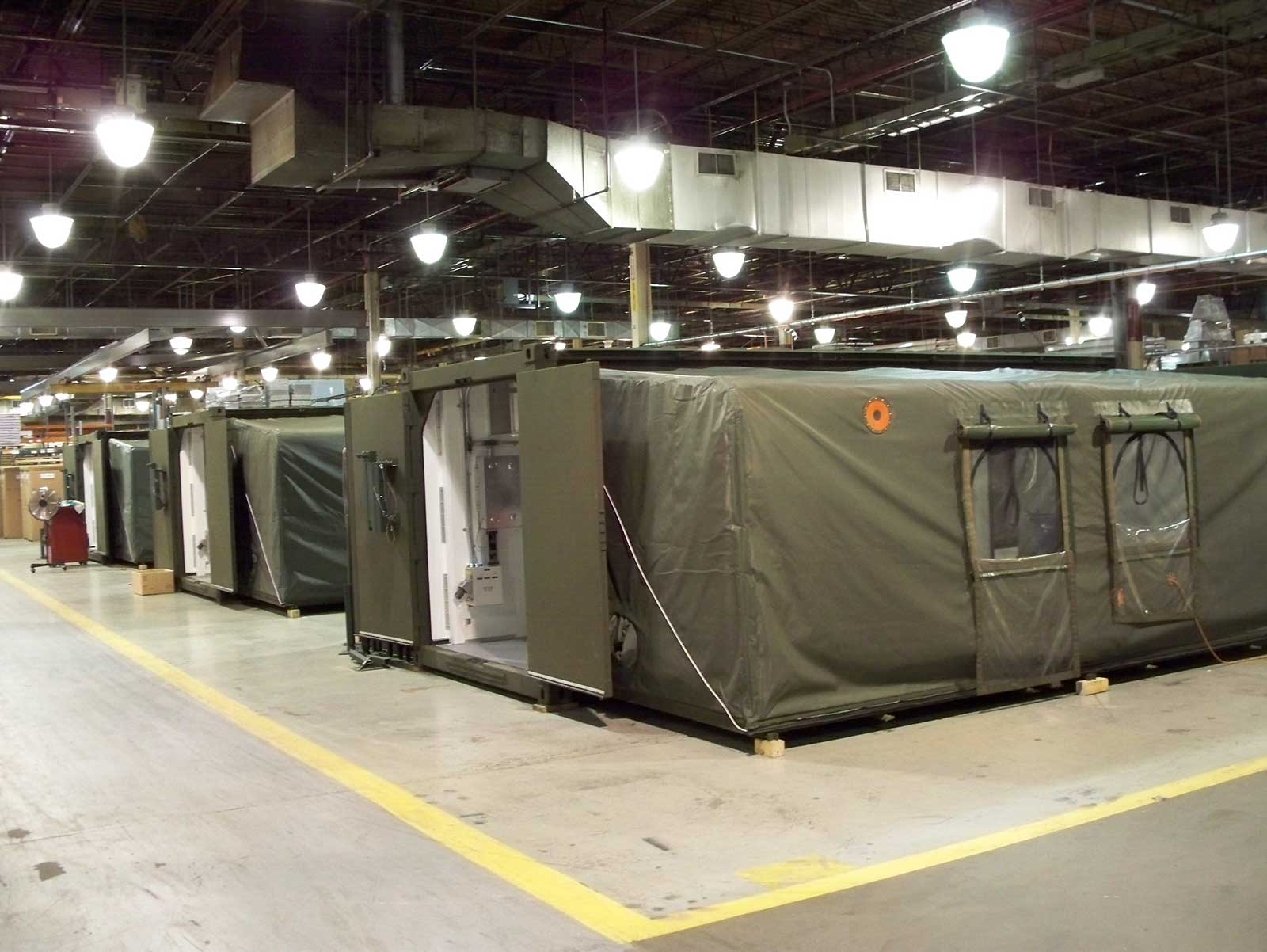 Outdoor Venture Corporation - Our Products :: Military