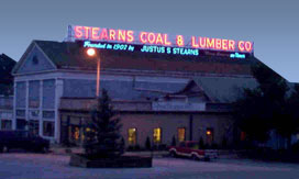 Stearns, Kentucky - Stearns Coal & Lumber