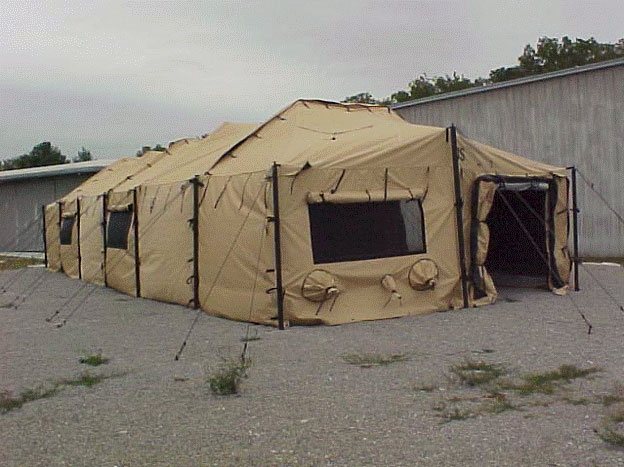 Photos & Outdoor Venture Corporation - our-products :: military-shelters ...
