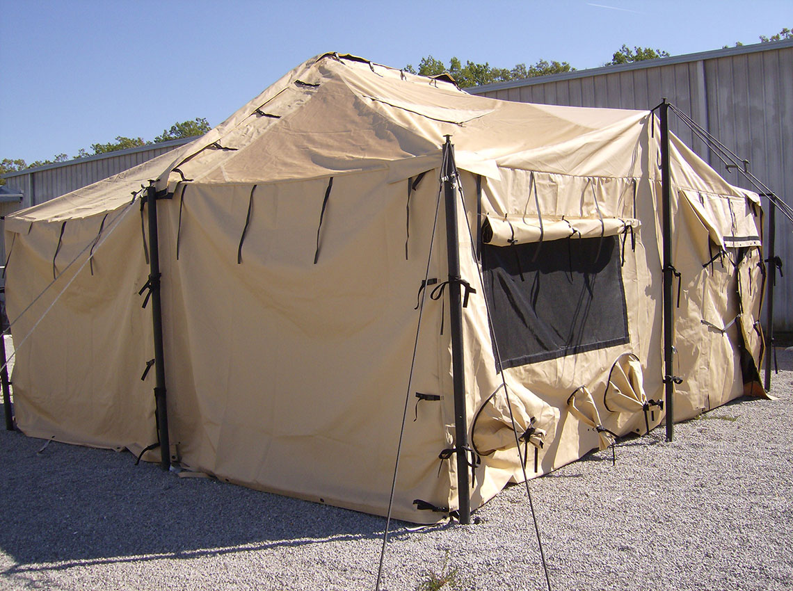 Modular Shelter Systems : Outdoor venture corporation our products military